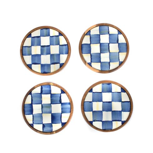 $48.00 Coasters - Set Of 4
