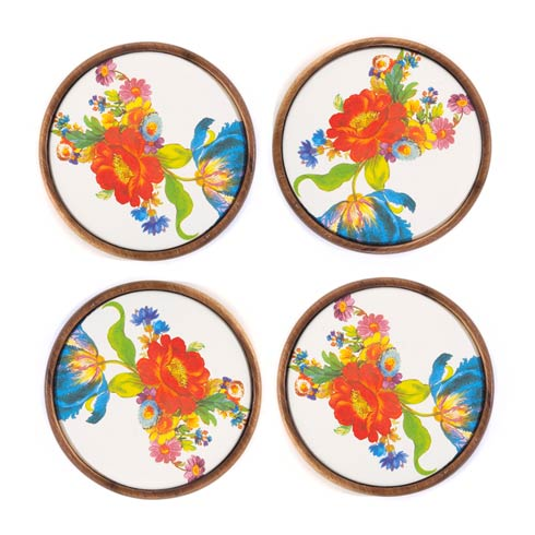 $48.00 Coasters - Set Of 4