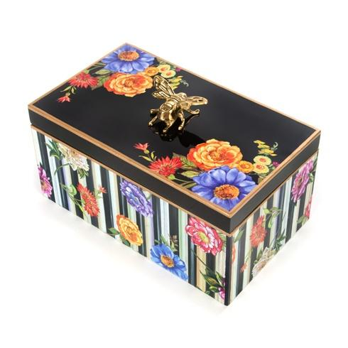 $300.00 Jewelry Box - Black
