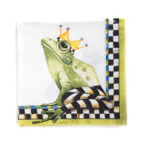 $6.95 Frog Paper Napkins - Cocktail