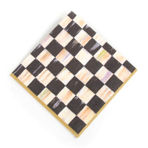 $7.95 Paper Napkins - Luncheon - Gold