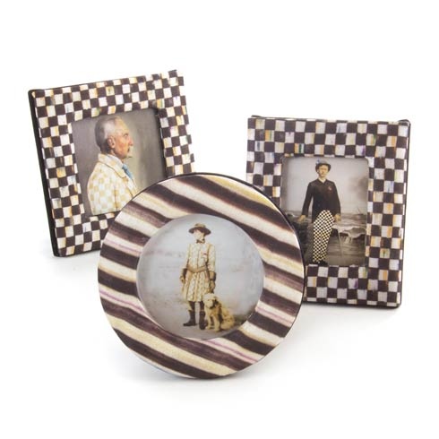 MacKenzie-Childs  Decor Courtly Frames - Set of 3 $72.00