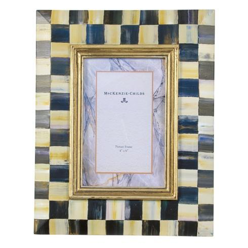 MacKenzie-Childs  Courtly Check Frame - 4 In.  X 6 In. $108.00