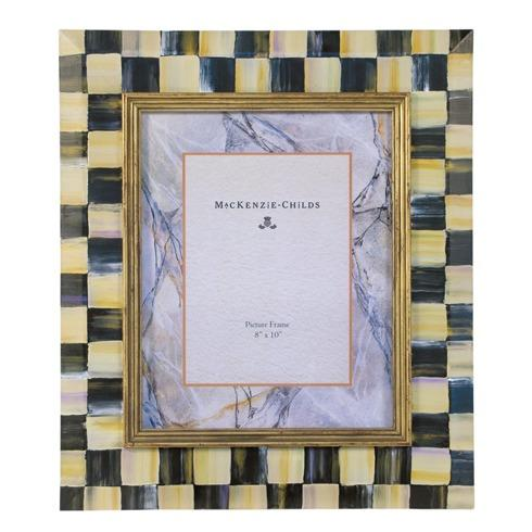 MacKenzie-Childs  Courtly Check Frame - 8 In.  X 10 In. $148.00