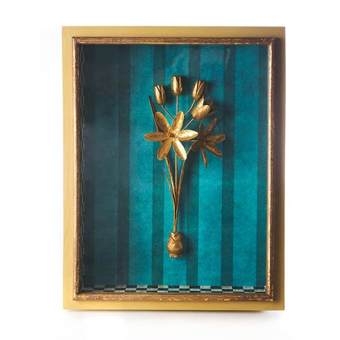 $150.00 Shadow Box - Narcissus