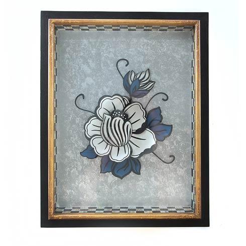 $165.00 Avant-Garden Shadow Box - Lotus