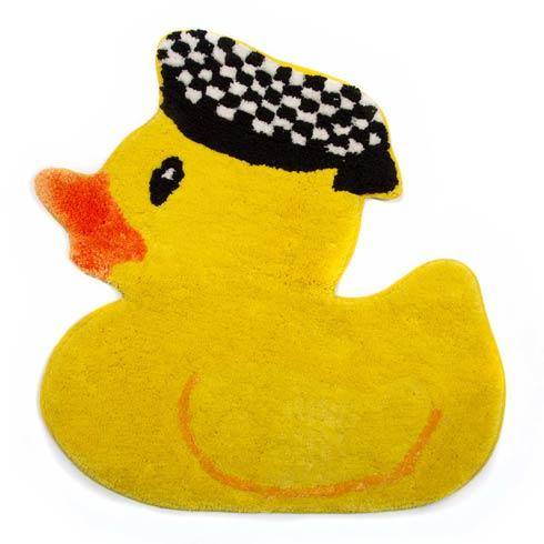 $98.00 Rubber Ducky Bath Rug