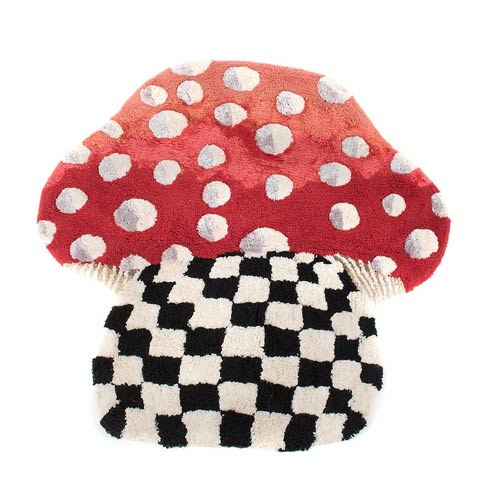 Toadstool Rug collection with 1 products