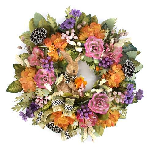 Farmhouse Garden Wreath