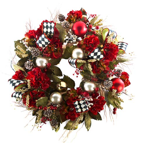 \'Tis The Season Wreath