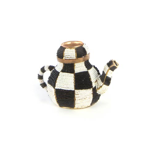 $48.00 Teapot Candle Holder