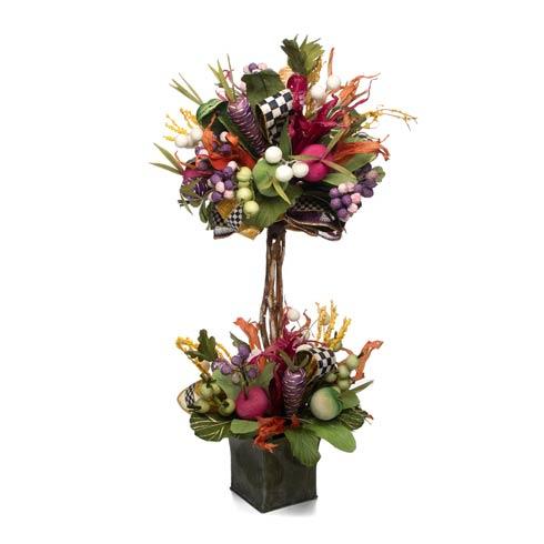 MacKenzie-Childs   Radish & Root Topiary $348.00