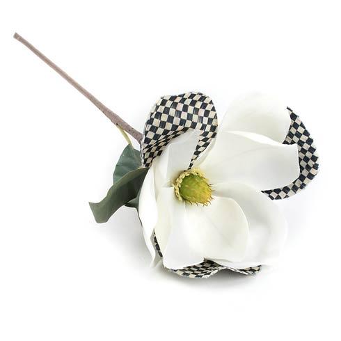 $18.00 Magnolia - White