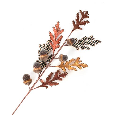 $20.00 Acorn & Oak Leaf Stem