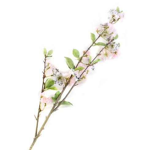 $18.00 Cherry Blossom Spray - White