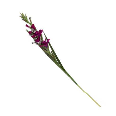 $24.00 Courtly Check Gladiolus - Fuschia