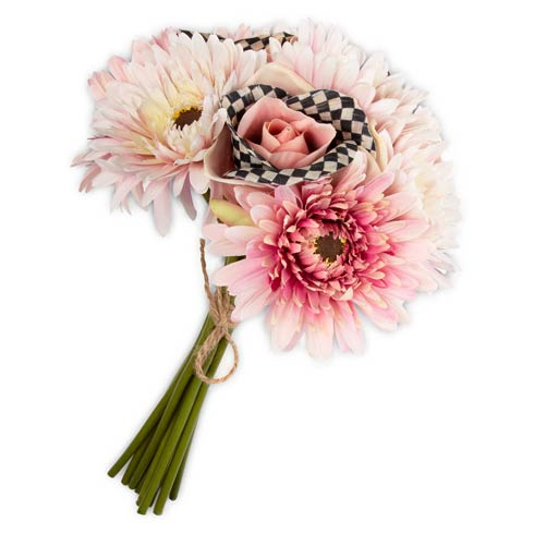 $38.00 Courtly Check Bouquet - Pink