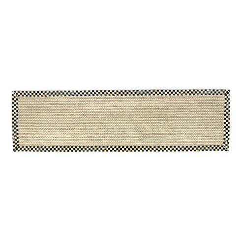 $295.00 Cable Wool/Sisal Rug - 2\'6\' X 9\' Runner