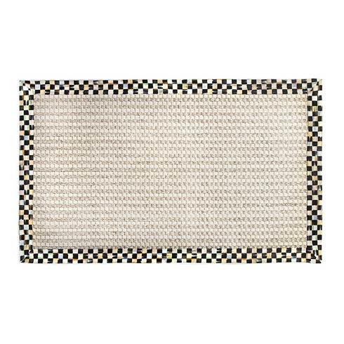 $175.00 Cable Wool/Sisal Rug - 3\' X 5\'