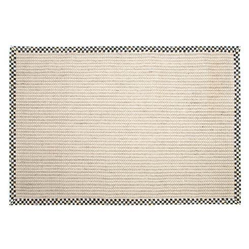 $495.00 Cable Wool/Sisal Rug - 6\' X 9\'
