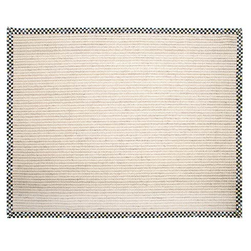 $895.00 Cable Wool/Sisal Rug - 8\' X 10\'