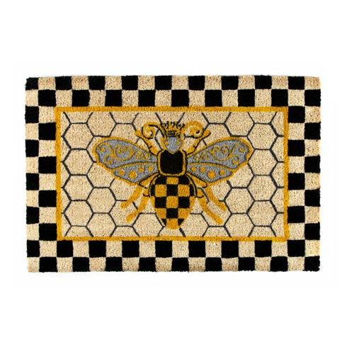 $105.00 Queen Bee Entrance Mat