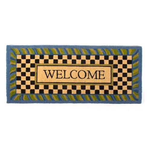 $185.00 Double Door Welcome Mat
