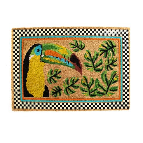 $98.00 Toucan Entrance Mat