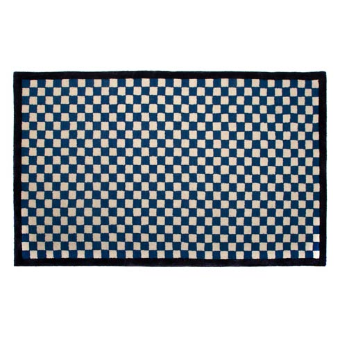 $225.00 Check It Out Rug - 3\' x 5\' - Royal