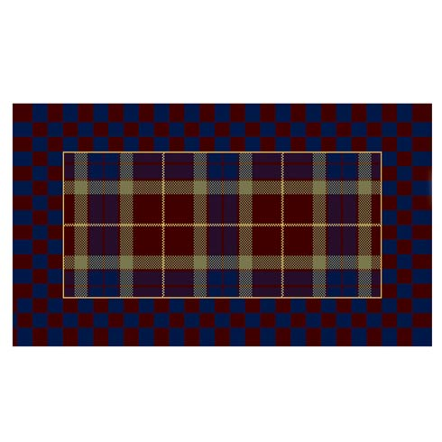 Tartan collection with 27 products