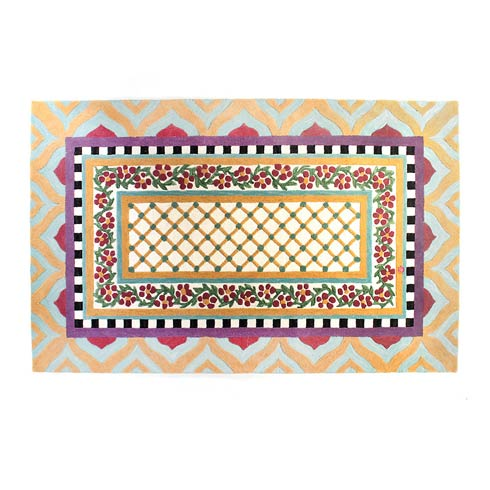 Mackenzie Childs Floor Coverings Products