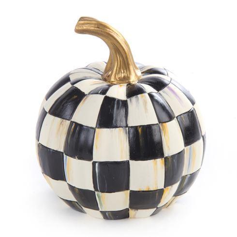 $44.00 Courtly Check Pumpkin - Mini