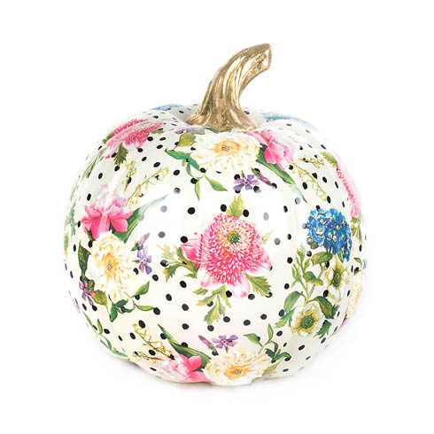 Pumpkin - Medium - White collection with 1 products