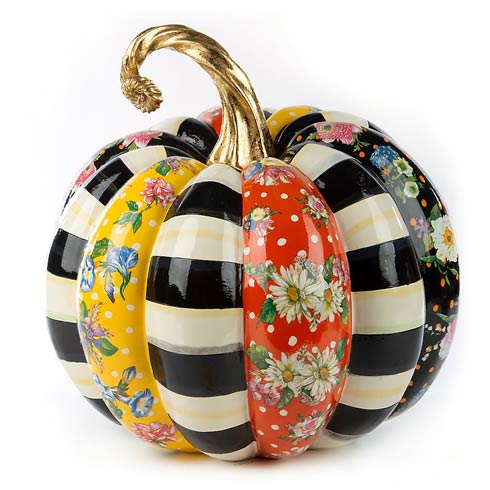 $250.00 Patchwork Pumpkin - Large