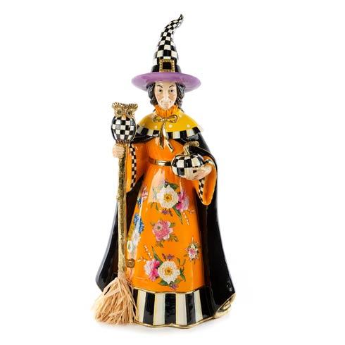 $295.00 Flower Market Witch