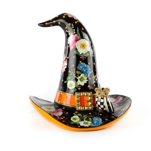 $158.00 Flower Market Witch\'s Hat