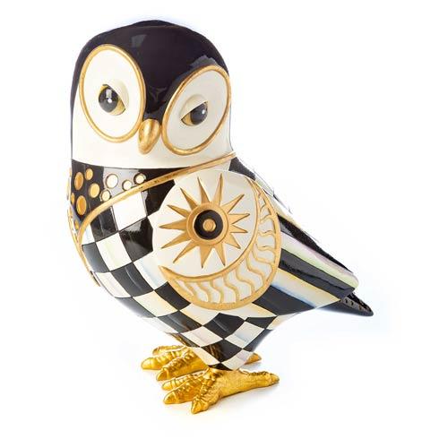 $125.00 Owl - Star