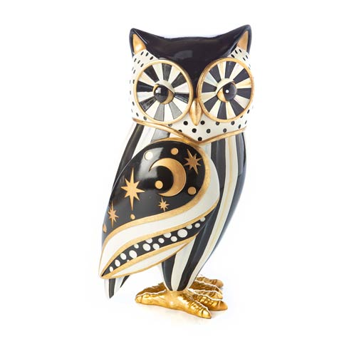 $125.00 Owl - Moon