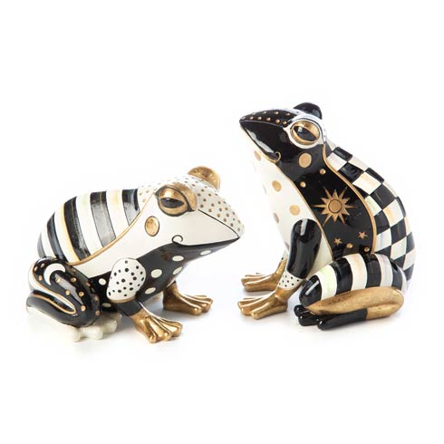 $98.00 Frogs - Set of 2