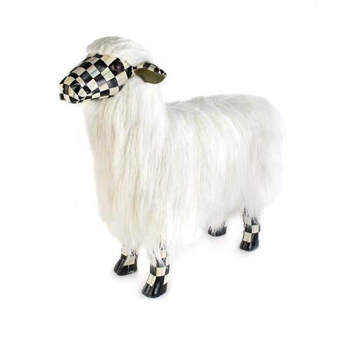$395.00 White Sheep - Large