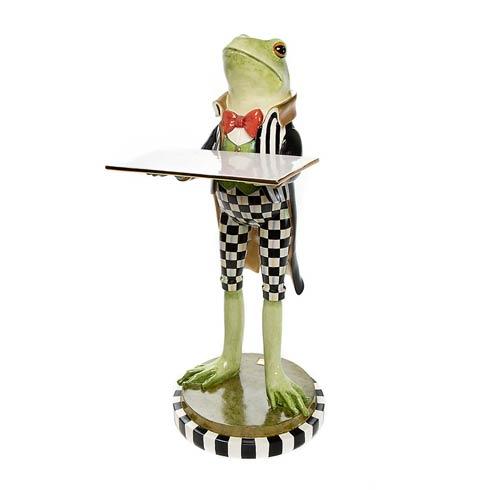 $395.00 Fergal The Frog Butler