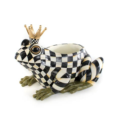 $225.00 Fergal The Frog Planter
