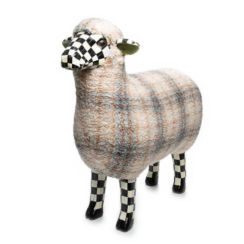 $418.00 Tartan Sheep - Blue