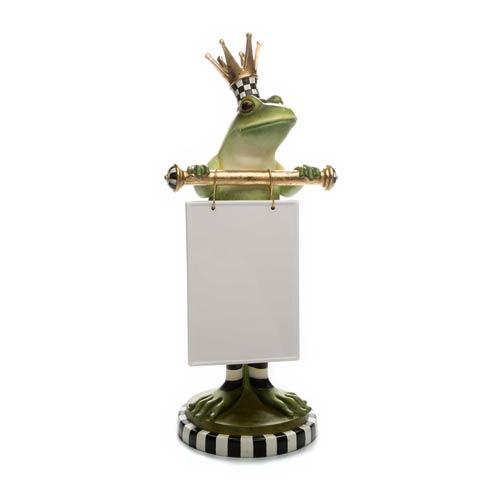 $288.00 Fergal the Frog Easel