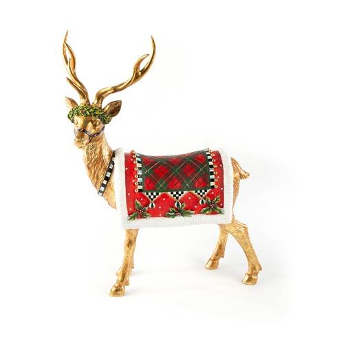 $135.00 Standing Reindeer