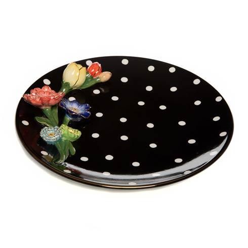 $135.00 Floradot Platter
