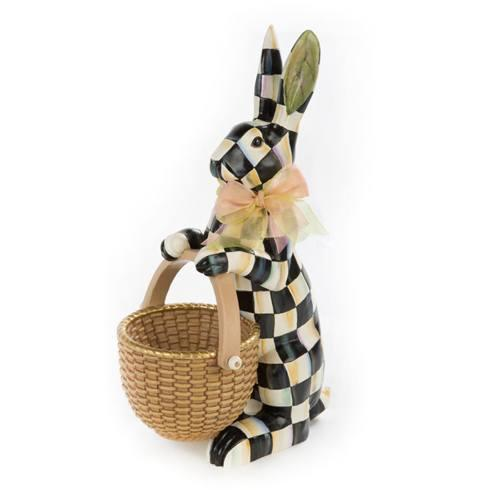 Courtly Check Rabbit image