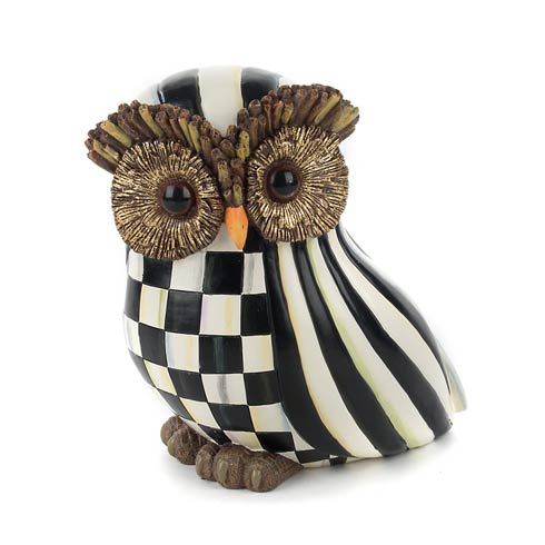 Courtly Stripe Owl collection with 1 products