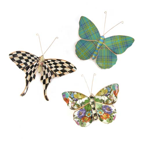 Butterfly collection with 15 products
