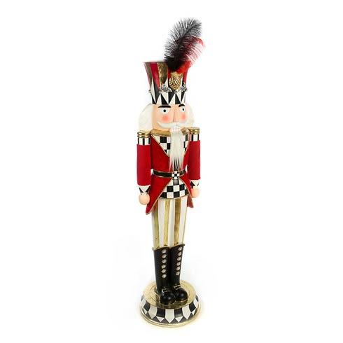 $995.00 Castle Guard Trophy Nutcracker